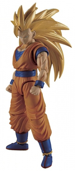 Dragon Ball Z kit Super Saiyan-3 Gokou orange 2