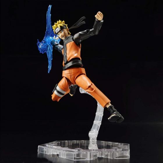 Naruto Shippuden building kit Uzumaki orange/black 1