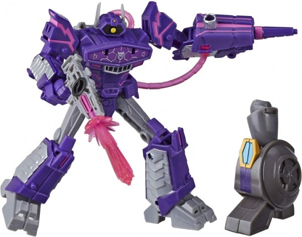 Cyberverse Deluxe Shockwave 12.5 cm action figure 1