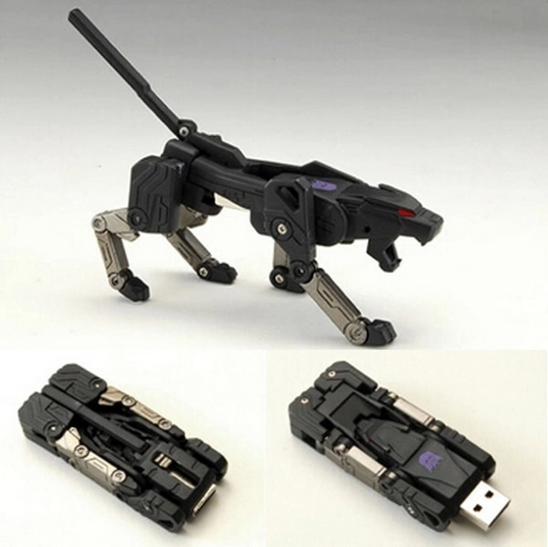 Creative Transformer Pen USB Flash Driver 1