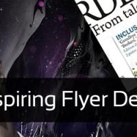 22 Inspiring Flyer Designs