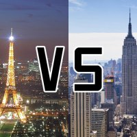 Paris VS New York: an artist compares the two most beautiful cities in the world
