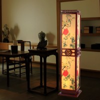 Chinese Floor lamp 6 | Creative Ads and more