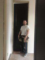 8.5 ft interior doors