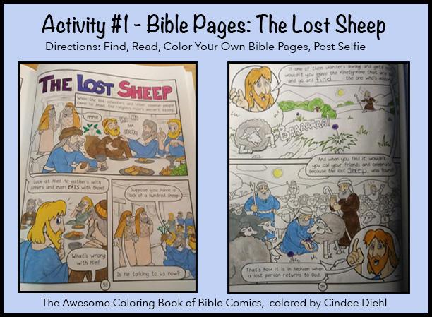 #1 Bibles Comic
