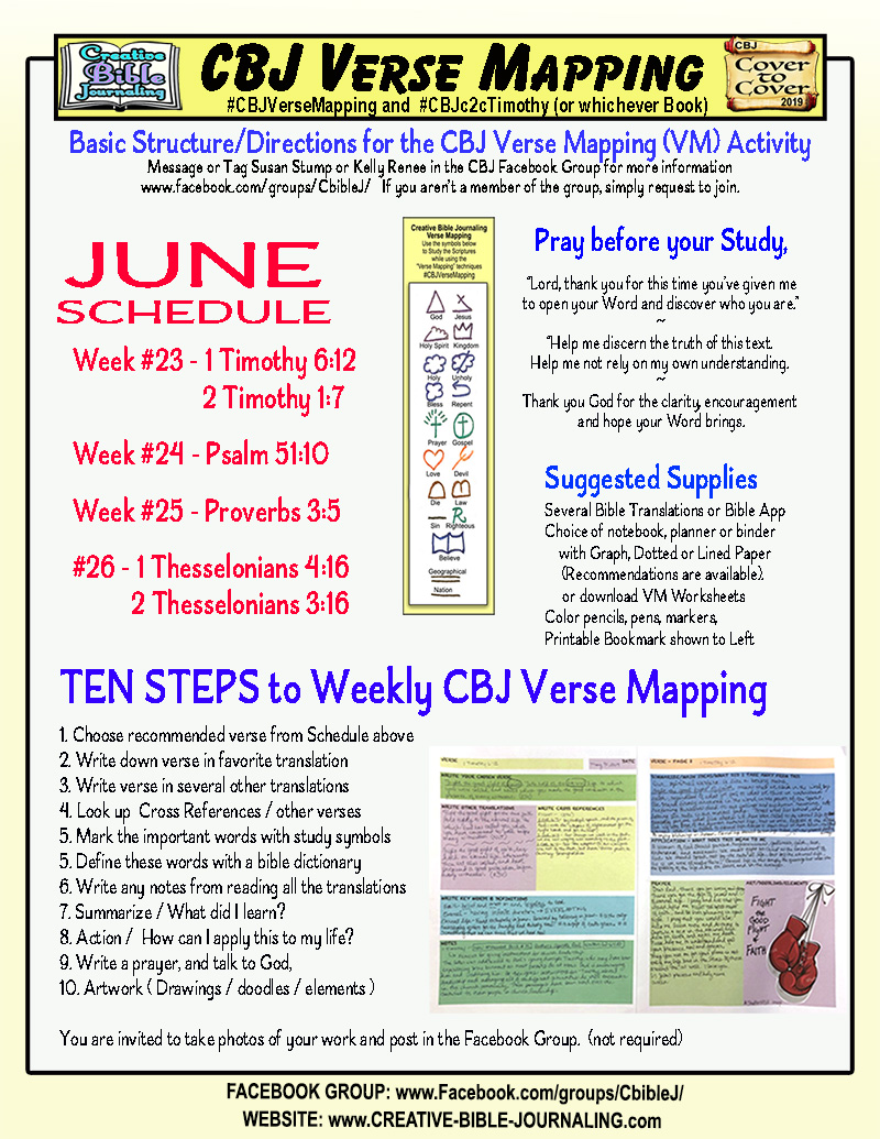 image about Verse Mapping Printable identify June Verse Mapping Inventive-Bible-Journaling imaginative