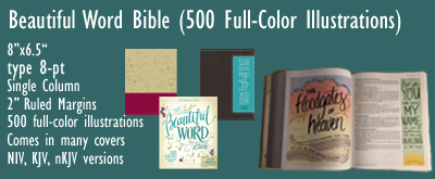 The Beautiful Word Bible