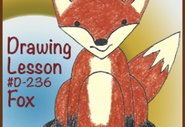 #D-236 Fox SQUARE