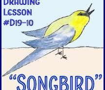 D19-10 Songbird SQUARE