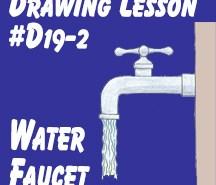 #D19-2 Faucet