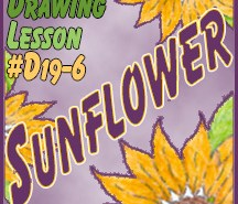 #D19-6 Sunflower