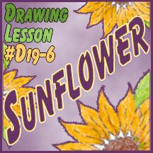 #D19-6 Sunflower