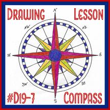 D19-7 CompassSQUARE