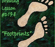 D19-8 Footprint SQUARE