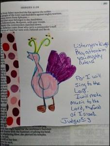 Elm Judges 400 Songbird Tammy