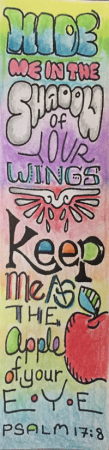 Wings Bookmark