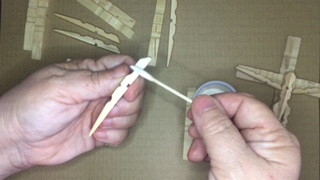 Photo of glueing pairs