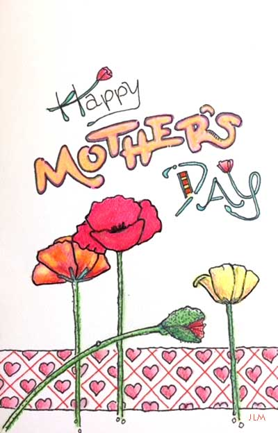 Photo of Mothers Day Card