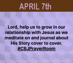 Prayer Card April 7