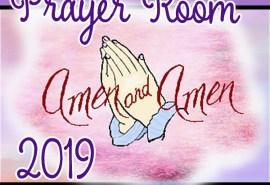 SQUARE 2019 Prayer Room