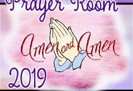SQUARE 2019 Prayer Room