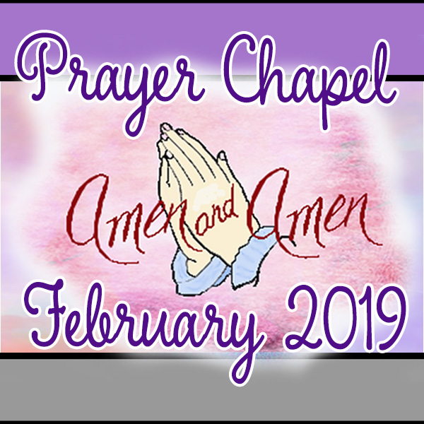 FEB 2019 – Prayer Requests – Creative-Bible-Journaling