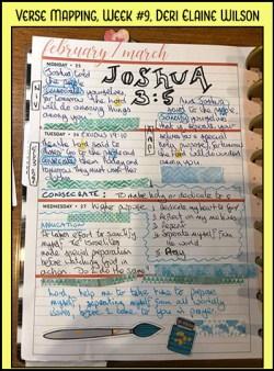 VM 9 Joshua - Deri Elaine Wilson