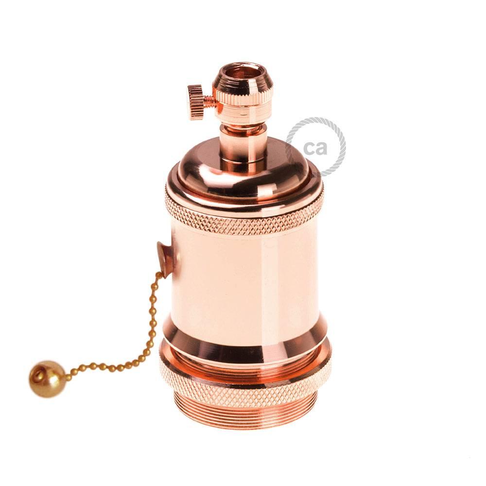 Lampe Fassung Kupfer Deckenlampe Hangelampe Inkl Lampenfassung