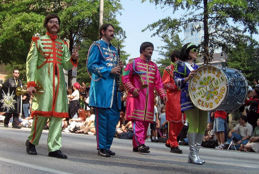 Beatles Halloween Costumes