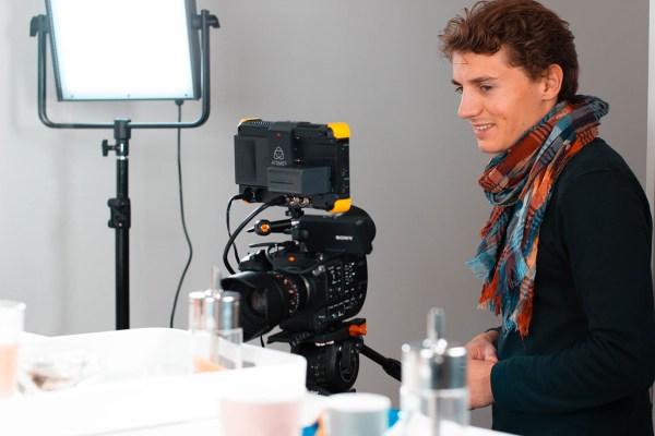 Behind The Scenes Foto von creative-eye.de (Jannis Triebkorn)