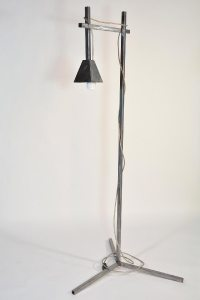 "Iron Floor Lamp ""Industrial"" - Creative iron"