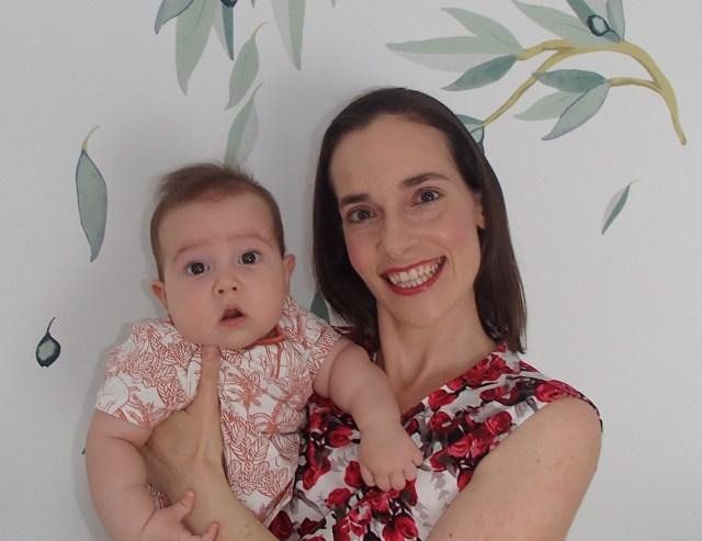 Brisbane celebrant conducting baby naming