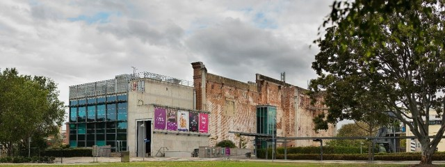 Brisbane Powerhouse photographed by Murray Redpath