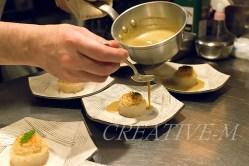 イベント出張:厨房内の写真撮影