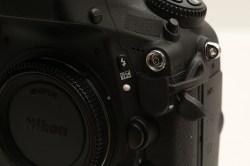 デジタル一眼レフカメラの「シンクロターミナル」