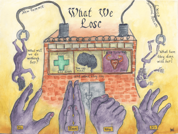 What We Lose by Elena House-Hay
