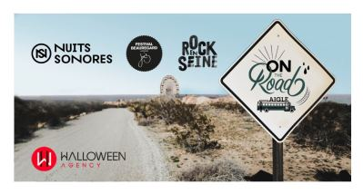 Communiqué Halloween Agency : Aigle on the road