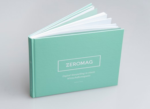 Minimal Brochure Design Inspiration