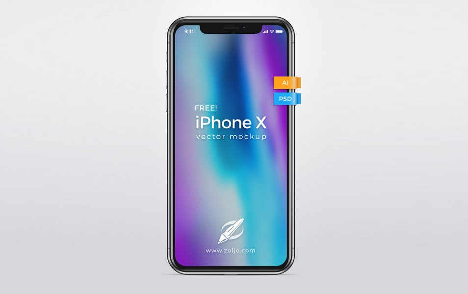 15 Best Iphone X Mockups in 2018