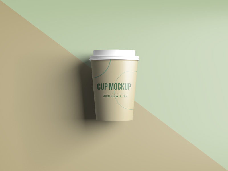 To Go Coffee / Tea Cup Mockup