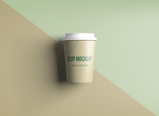 Coffe Tea Mug Mockup