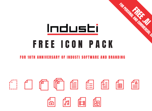 Software & Branding – Free outline icon pack