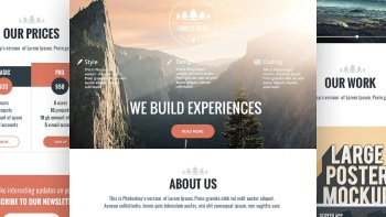 Forest Peak – Multipurpose Email Template
