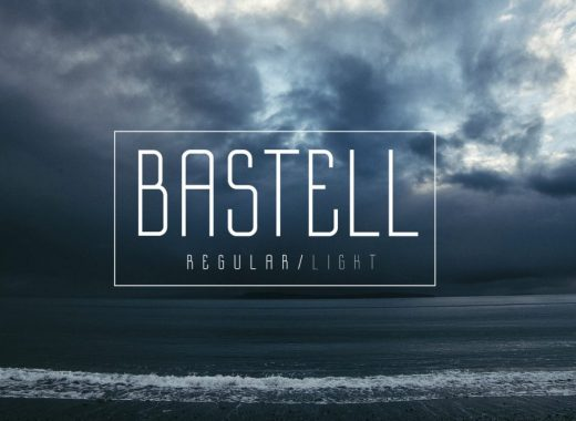 Bastell Free Font Family