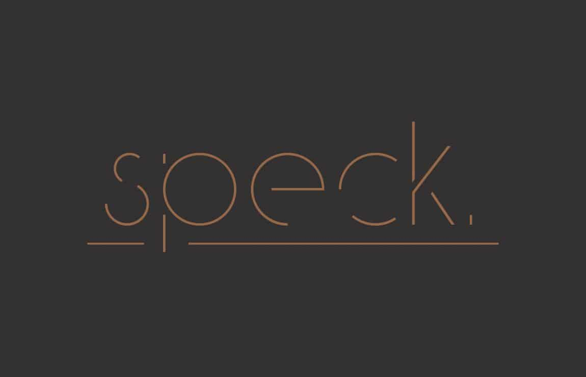 Speck Modern Font Free