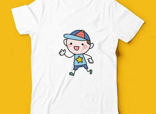 Another great mockup ready for you, one t-shirt mockup free psd ready to be filled with awesome design content. Enjoy!
