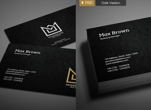 Free-Coffee-Packaging-Mockup. Free business card download Business card