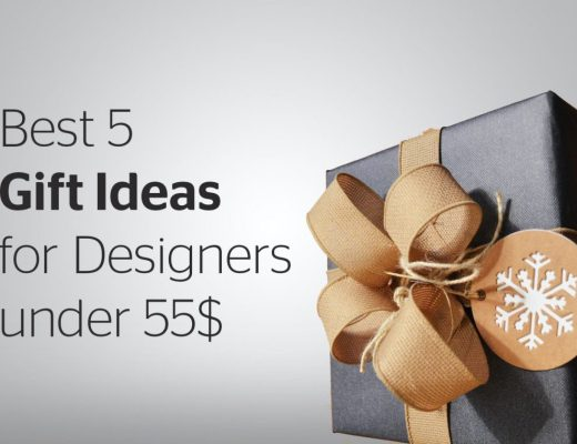Best 5 Gift Ideas for Designers under 55$