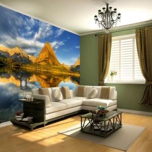 Living Room Background Room 8