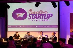 Creative Startup konferencija